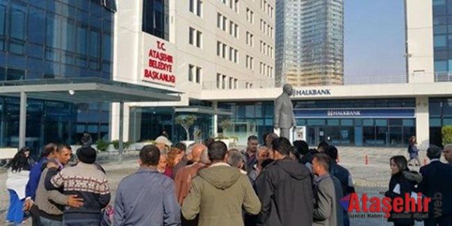 Ataşehir Belediyesi, İşten çıkarılan 109 işçi göreve iade edildi