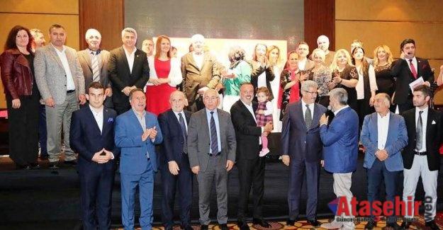 Ataşehir'e Değer Katanlar Ödüllendirildi