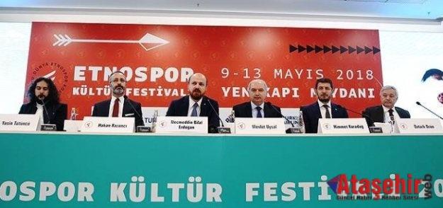 ETNOSPOR KÜLTÜR FESTİVALİ