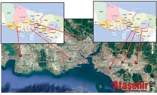 İstanbul'a 6 mobil elektrik santralı kurulacak.