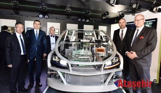 """Yerli otomobil projesine hazırlanan otomotiv sektörünün gözü """"Automechanika Istanbul""""da"""