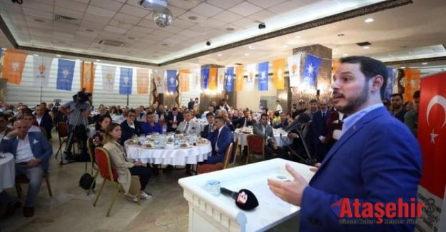 Ak Parti Ataşehir, STK'lar İftarda Buluştu