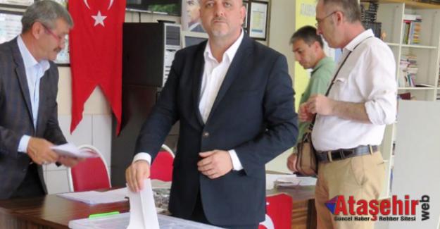 Ataşehir Doğuşspor'da yeni başkan Çetin Kaygusuz