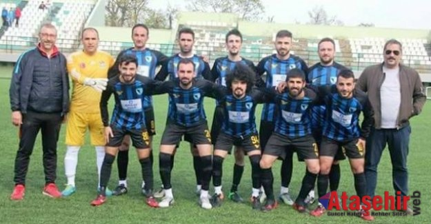 Ataşehir Gücüspor Şampiyon Oldu