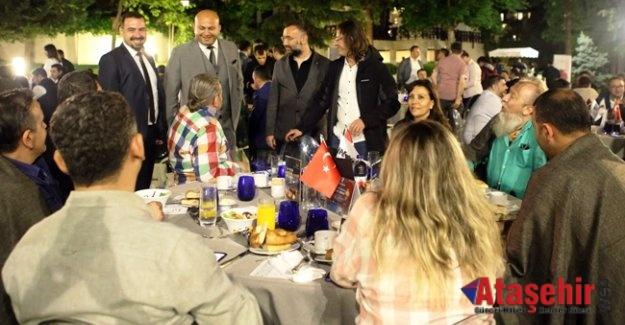 GASTRONOMİ SEKTÖRÜ  İFTARDA BULUŞTU!