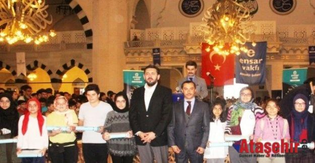 Güzel Ahlak Yarışması Ödülü 'Kudüs Turu'