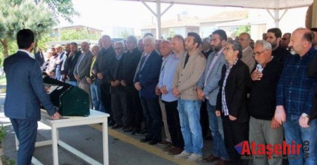 Kalender Özdemir 'in Amcası Vefat Etti