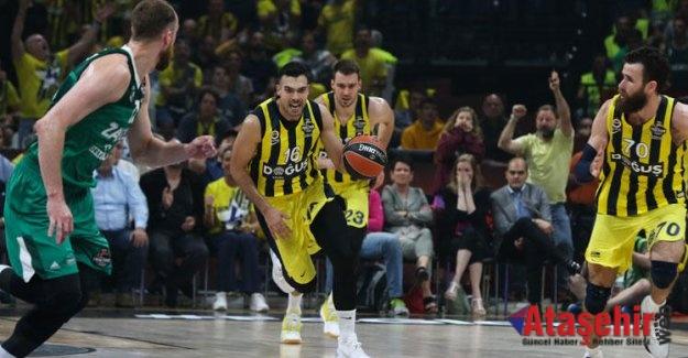 Muhteşem Fenerbahçe! Final Four'da