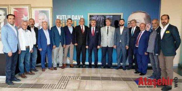 Zekeriya AÇIKGÖZ, AK Parti'den milletvekili aday adayı oldu