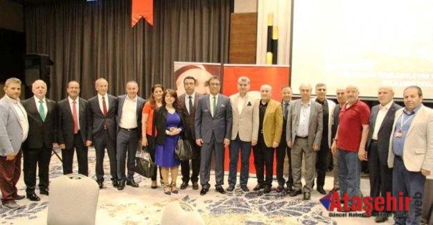 Ataşehir Birlik Platformu İftarda STK'larla buluştu