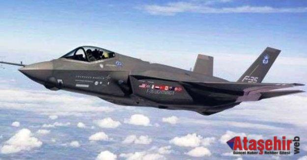 """""""F-35'ler 21 Haziran'da teslim edilecek"""""""