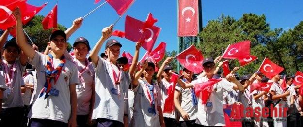İBB 2018 YAZ İZCİ KAMPI KAYITLARI BAŞLADI
