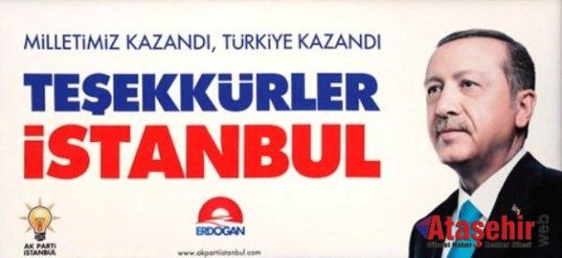İstanbul, 39 ilçe'de Cumhurbaşkanlığı oy dağılımı