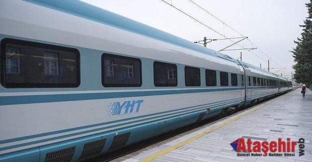 YHT'lerle taşınan yolcu sayısı, yüzde 20 arttı.