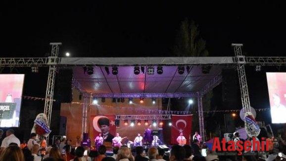 Arguvan'da, Uluslararası Türkü Festivali düzenlendi