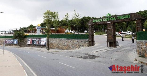 Aydos Sosyal Tesisi ve Mesire Alanı Açılıyor
