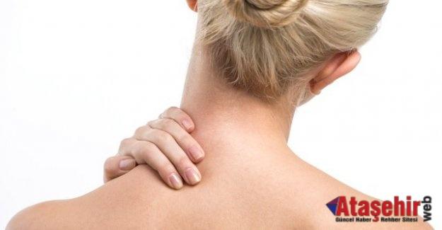 Boyun ağrısını azaltan 6 öneri