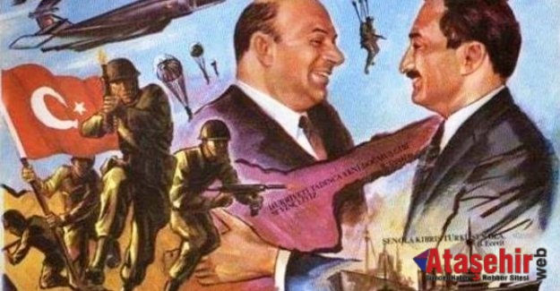 Kıbrıs Barış Harekatı'nın üzerinden 44 yıl geçti