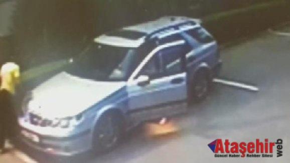 Küçük hırsızlar Kadıköy'de ortaya çıktı.