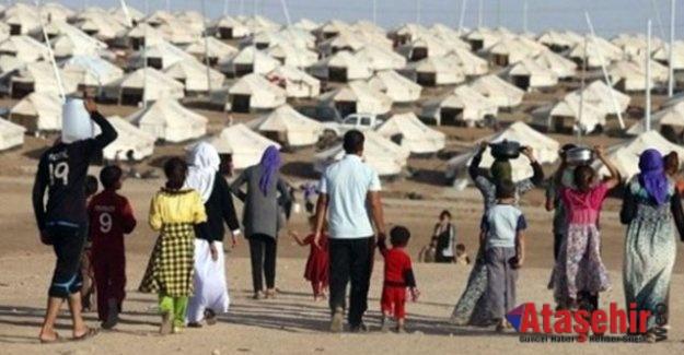 Türkiye'deki mülteci nüfusun yüzde 93'ü kamp dışında yaşıyor