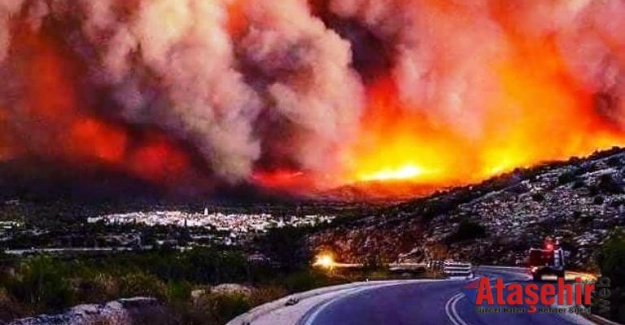 Yunanistan'da büyük felaket!