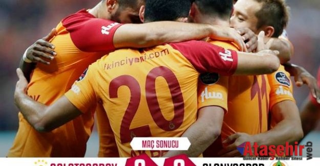 Galatasaray Gol Oldu Yağdı