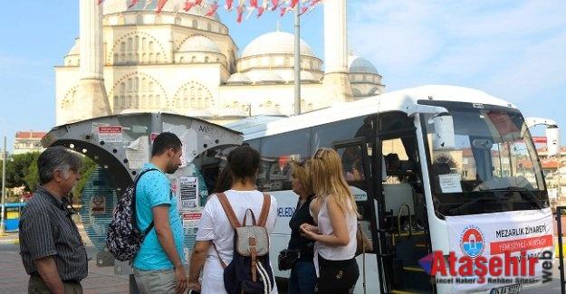 Kurban Bayramı'nda mezarlıklara ücretsiz ring seferi