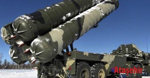 S-400'ler Türkiye'ye Erken teslim edilecek