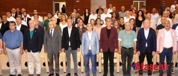 CHP'nin 95'inci Yılında '6 Ok'un Hikayesi' Ataşehirde Anlatıldı