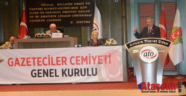 """GAZETECİLER YİNE """"BİLGİN"""" DEDİ"""