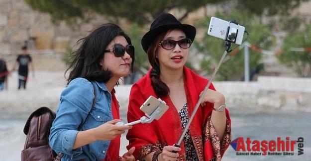 2019'da Çin'den 1 milyon turist gelecek