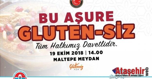 """GLUTENSİZ AŞURE"" MALTEPE'DE"