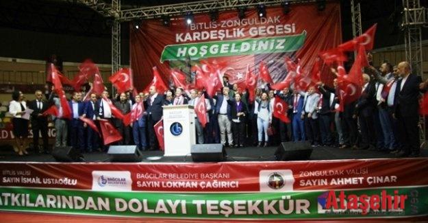 İstanbul'da ZONDEF'ten muhteşem gece!..