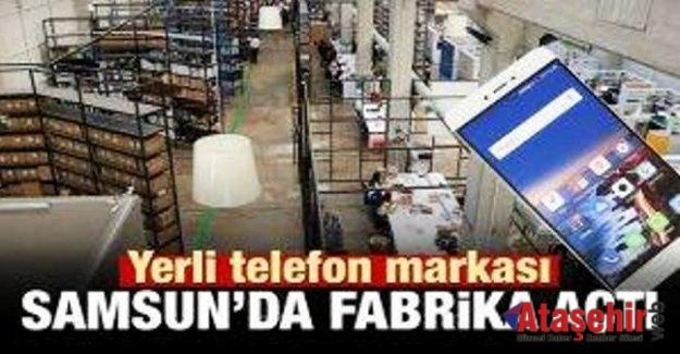 REEDER, SAMSUNDA YERLİ TELEFON ÜRETİYOR.
