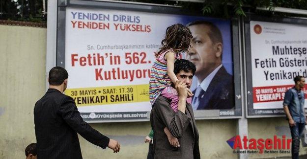 'Türkiye'de günde 395 Suriyeli bebek dünyaya geliyor'