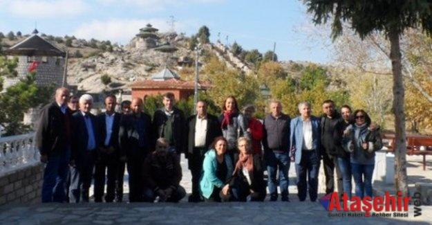 ATLAS, ÇAZDER ve 20 Köy Derneğinden Anadolu'ya Destek