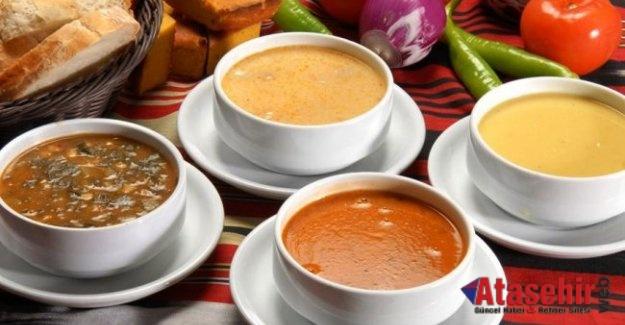 Çorba'nın Bir yudumunda bile şifa var!