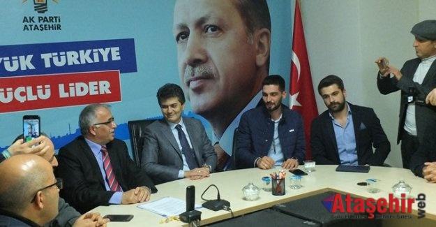 Mehmet Bağcı; Meclis Aday Adaylığı Başvurusunu Yaptı