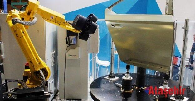 Robotlar İş Başında