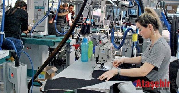 Tekstilciden 'üretimde durmak yok' mesajı