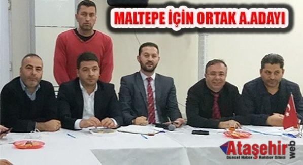 Zeynettin Aydın, 'Maltepe'yi Cumhurbaşkanı'na Hediye Edeceğiz'
