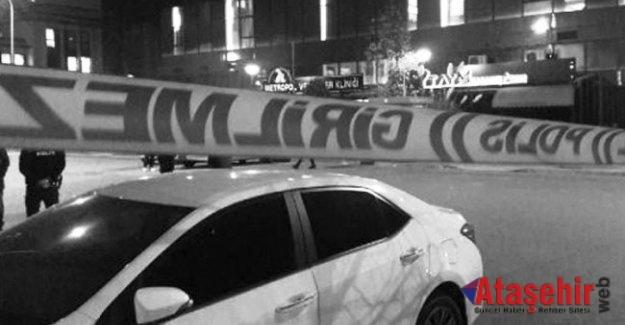 Ataşehir'de gece kulübüne silahlı saldırı: Beş yaralı