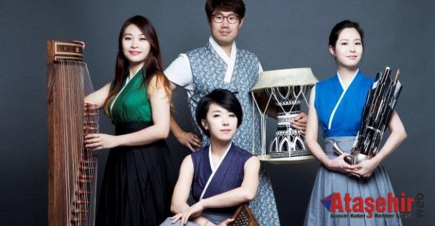 Kore Müzik Topluluğu HONA İlk Kez Türk Dinleyicisiyle Buluşuyor