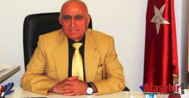 Necati Us, Sivas Akıncılar İlçesi Belediye Başkan Adayı oldu
