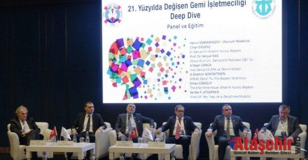 Türk Armatörler Sorunlarını Ataşehir'de Tartıştı