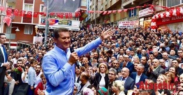 DSP Genel Başkanı'ndan Sarıgül'e Açık Davet
