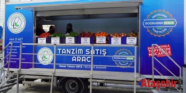 İstanbul'daki tanzim satış noktaları