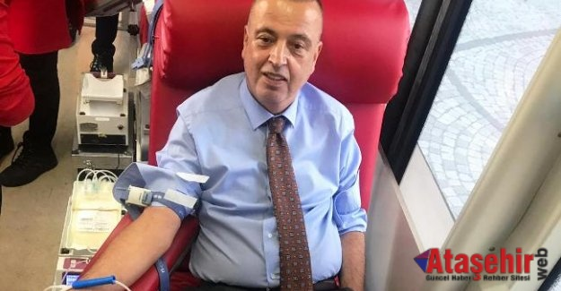 Öykü Arıkan'a Ataşehir Belediyesinden Kök Hücre ve Kan desteği