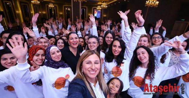 Türkiye'nin Mühendis Kızları dördüncü kez İstanbul'da buluştu