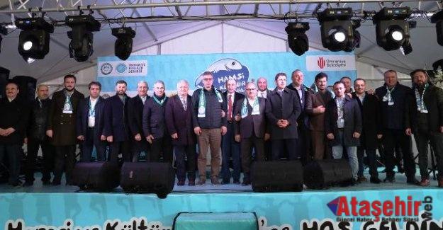 Ümraniye 6. Geleneksel Hamsi Festivali